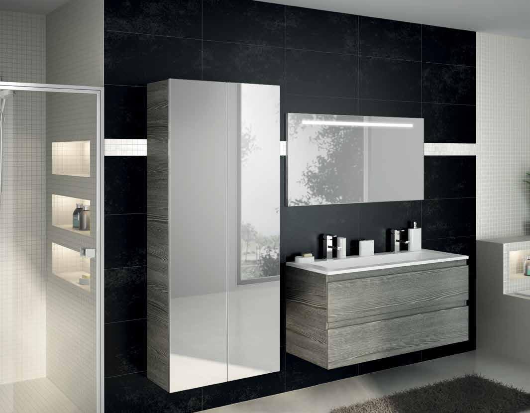 Salles de bain cuisines couloir for Modele faience salle de bain