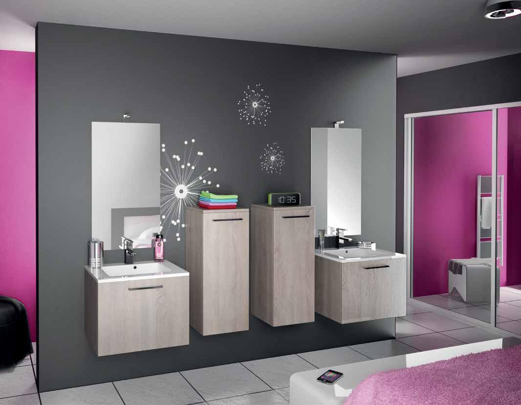 Salles de bains archives cuisines couloir for Exemple deco salle de bain